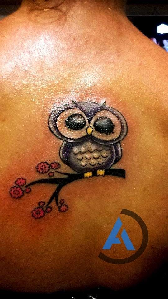 tatuaj color dragut fete sau baieti adtattoo